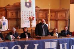 Trofeo Caroli, la presentazione in Provincia con Stefano Minerva