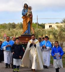 Festa San Giuseppe a Salignano (foto di Giuseppe Candido)