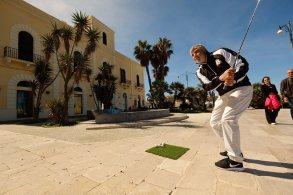 Golf di città a Gallipoli
