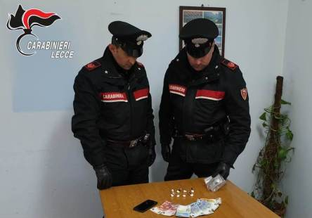 Arresto Luigi Negro