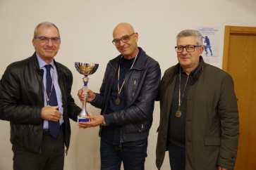Giovanni Mercuri, Vincenzo Caggiula e Guido Russo
