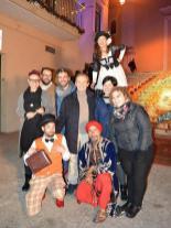 I giovani del Barrio (con Osvaldo Bevilacqua)