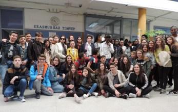 Erasmus plus Comprensivo Alliste