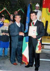 Salvatore Lovello e Giuseppe Tanisi