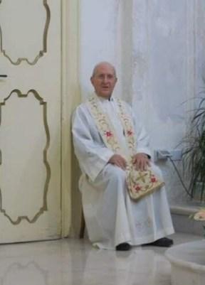 Monsignor Antonio Rizzello