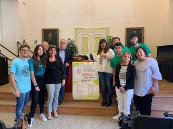 """Banchetto interculturale liceo """"Capece"""" Maglie"""
