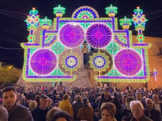 Galatone festa Crocifisso (foto Skakkomatto)
