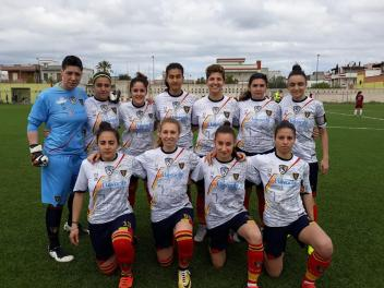 La Salento Woman Soccer