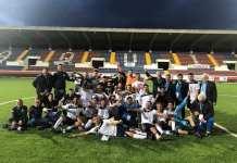 La squadra del Cus Lecce