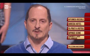 Mimmo Camassa in tv ai Soliti ignoti