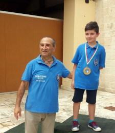 Claudio Stanca e Gabriel Antonaci