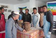 Richiedenti asilo ospiti dei progetti Sprar