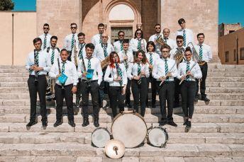 """Concerto bandistico municipale """"Città di Alezio"""""""