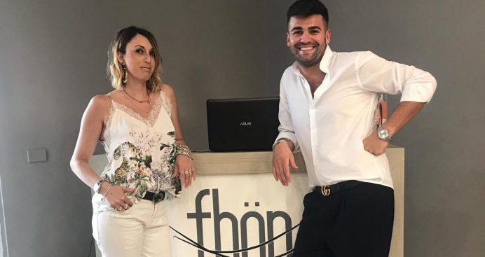 Valeria My e Jonathan Rizzelli