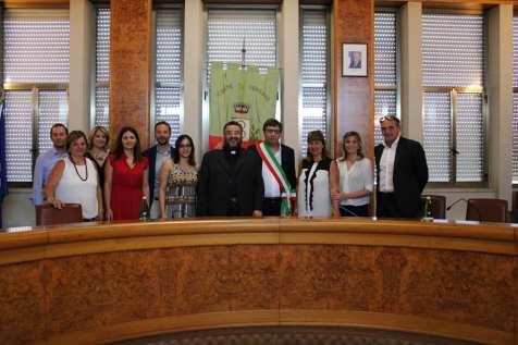 Don Luca de Santis cittadino onorario di Corsano