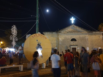 Torrepaduli in festa per San Rocco