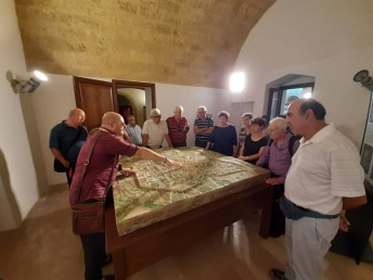 Delegazione israeliana in visita a Ugento