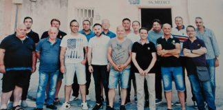 Il gruppo del Comitato festa Santi Medici