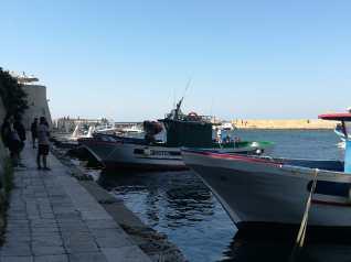Imbarcazioni per le gare