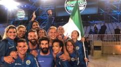 La squadra di Otranto ad Eurogames