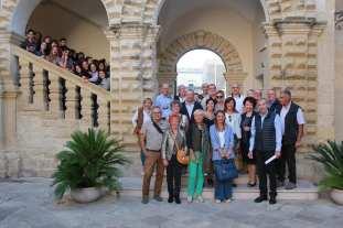 Gemellaggio Ville de Rumilly , visita sindaco e consiglio comunale al Capece