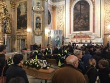Galatone i funerali dei tre operai (4)