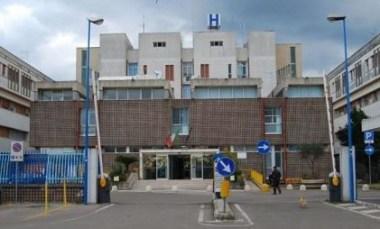 L'ospedale di Copertino