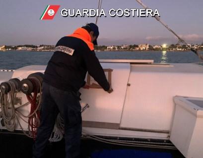 Guardia costiera, Porto Cesareo