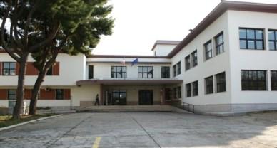La sede centrale del Giannelli di Parabita