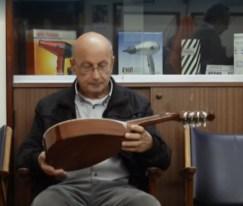 Il signor Antonio e il suo mandolino