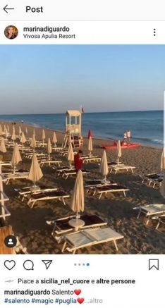 La spiaggia del Vivosa