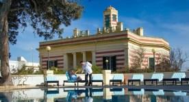 Villa moresca a Leuca