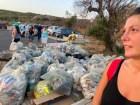 clean up volontaria e raccolta
