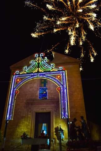 Castrignano del Capo, lafesta (foto Isa Esposito)