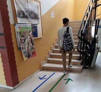 Liceo Montalcini a Casarano
