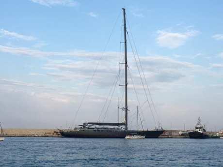 yacht di lusso gallipoli