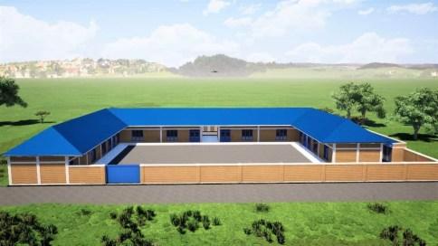 Progetto Dormitorio Scuola Inguscio Cherubino Gabriele_Karenge_Rwanda