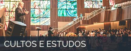 Cultos e Estudos da ministrados na PIB Curitiba