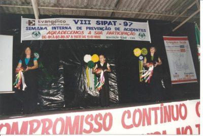 Foto 1997 - Hospital Evangélico de Curitiba - Grupo Expresom