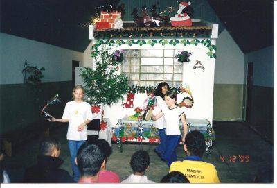Foto 1998 - Escola Especial Alibark