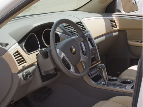 Chevrolet Traverse Lthtml Autos Post