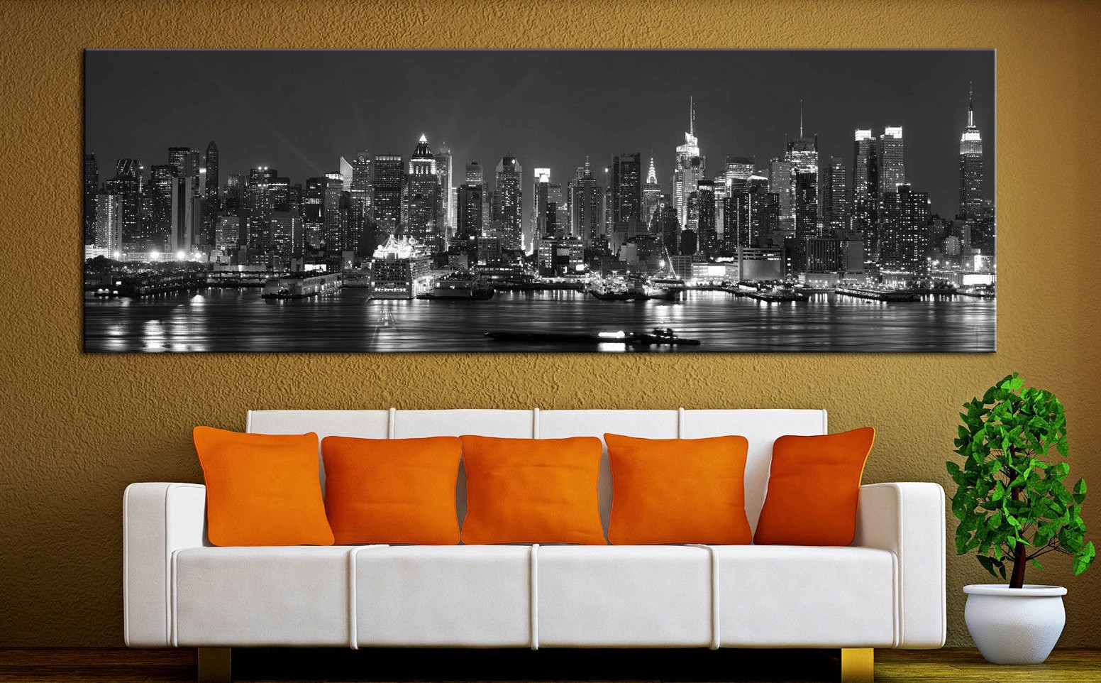 21+ Creative Picture Wall Ideas and Photos for 2017 ... on Creative Wall Ideas  id=19033