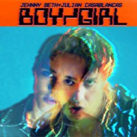 Image of Jehnny Beth & Julian Casablancas - Boy / Girl