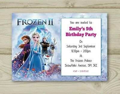 disney frozen 2 elsa anna olaf birthday