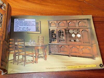 meubles intercontinental publicite ancien mobilier vintage salon buffet living