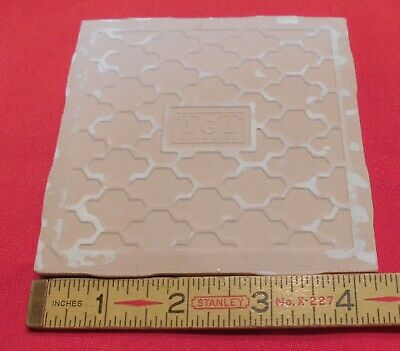 glossy ceramic tile yellow gold 4 1 4