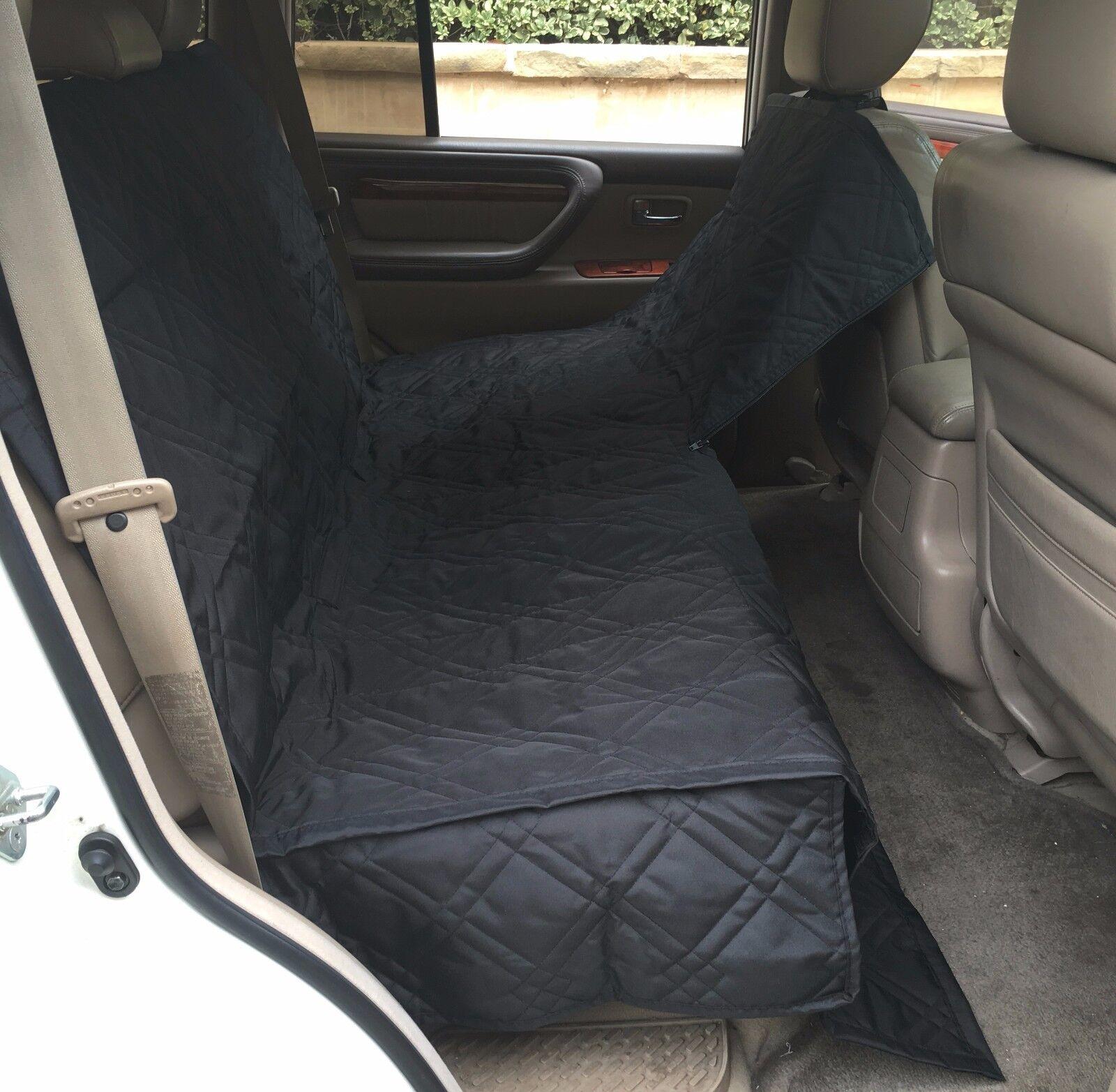 Pet Dog Cat Car Seat Universal Hammock Cover Fit Car Van