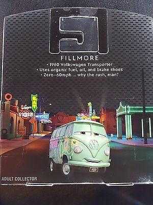 DISNEY PIXAR CARS Precision Series Fillmore Save 5  Worldwide Fast     1 of 2 Disney Pixar Cars Precision Series Fillmore Save 5  Worldwide Fast  Ship
