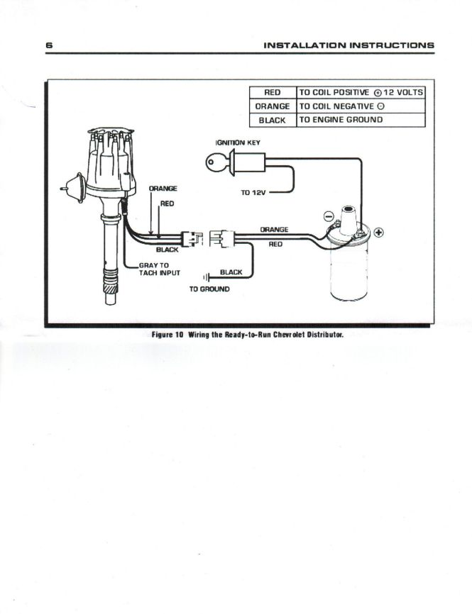 hei distributor wiring diagram ford wiring diagram msd 6al wiring diagram hei distributor wire small block