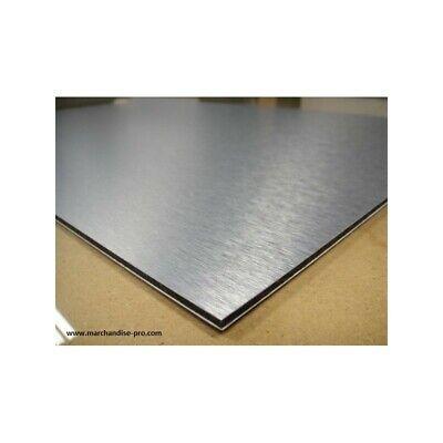 plaque aluminium composite couleur mat brillant digital type dibond